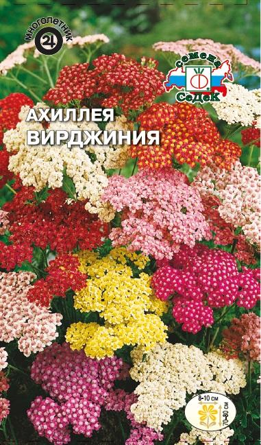 Каталог многолетних цветов на